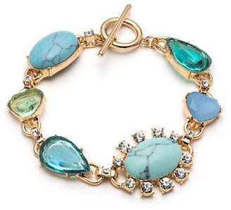 Carolee Crystal Flex Bracelet