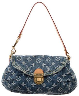 Louis VuittonLouis Vuitton Mini Pleaty Bag