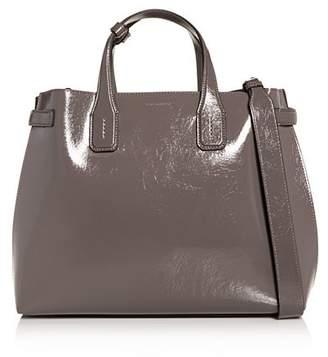 Burberry Soft Leather Medium Banner Bag