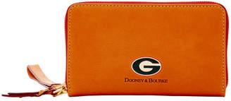 Dooney & Bourke Green Bay Packers Florentine Zip Around Wallet