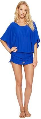 Luli Fama Cosita Buena South Beach Dress Cover-Up Women's Swimwear
