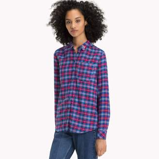 Tommy Hilfiger Multicolor Check Shirt