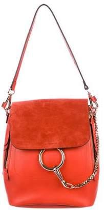 Chloé Medium Faye Backpack w/ Tags