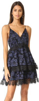 KENDALL + KYLIE Lace Babydoll Dress $375 thestylecure.com