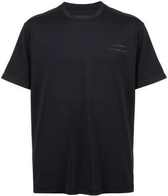 The Arrivals plain T-shirt