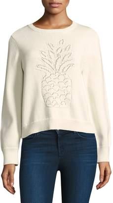 Equipment Barin Pineapple Sweater
