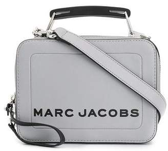 2a559b5eafa2 Marc Jacobs Grey Leather Crossbody Bags For Women - ShopStyle Australia