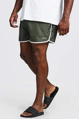 Big & Tall Original MAN Runner Swim Short