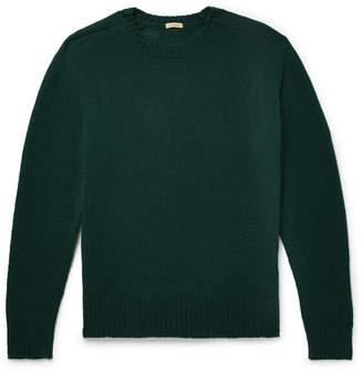 Undercover Shepherd Wool Sweater