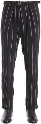 Haider Ackermann High Waist Trousers