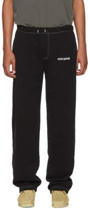 Noon Goons SSENSE Exclusive Black Icon Lounge Pants