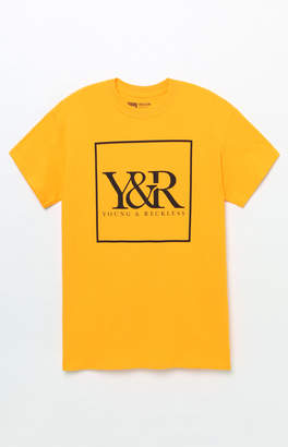 Young & Reckless Trademark Box T-Shirt