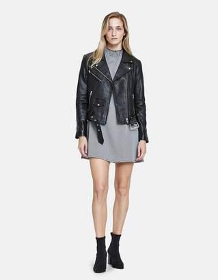 CLYDE Farrow Dress in Black