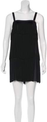 Sass & Bide Mini Fringe Dress w/ Tags