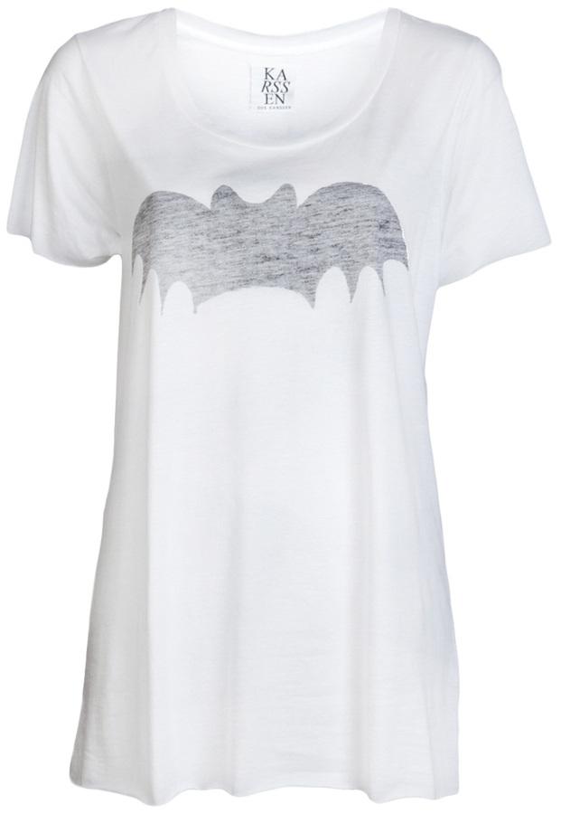 Zoe Karssen Bat bf t-shirt