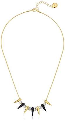 Fragments for Neiman Marcus Alternate Spike & Bezel Necklace