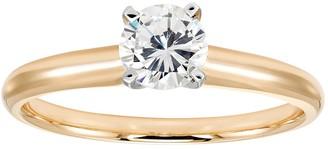 Evergreen Diamonds 3/4 Carat T.W. IGL Certified Lab-Grown Diamond Solitaire Engagement Ring
