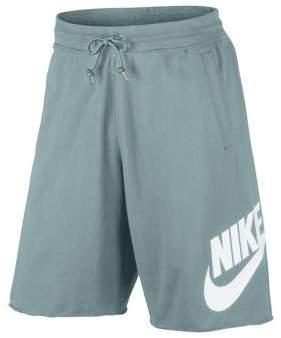 Nike Textured Cotton Shorts