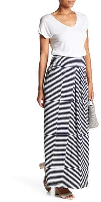 Lada Lucci Jersey Maxi Pocket Skirt