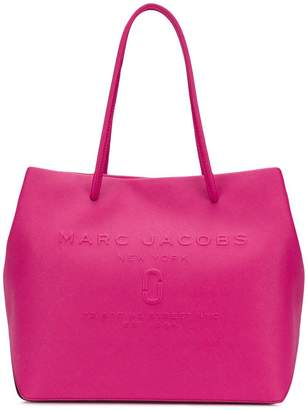 Marc Jacobs logo East-West tote