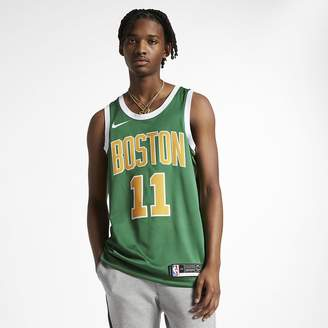 d92131867 Nike Men s NBA Connected Jersey Kyrie Irving Earned City Edition Swingman  (Boston Celtics)