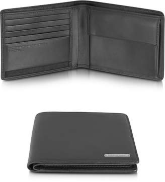 Porsche Design Cl 2.0 - Black Leather Billfold