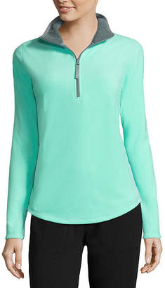Made For Life Made for Life Long-Sleeve 1/4-Zip Brushed Fleece