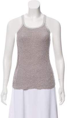 Inhabit Sleeveless Knit Top