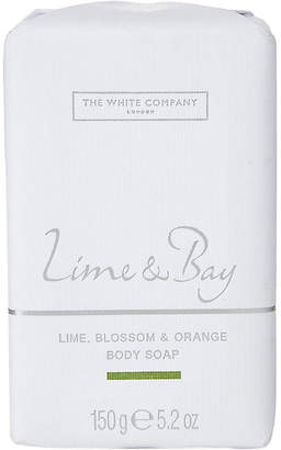 The White Company Lime & bay soap