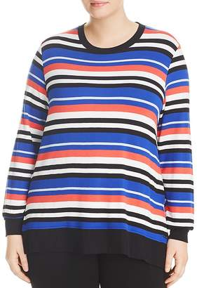 Andrew Marc Performance Plus Stripe High/Low Top