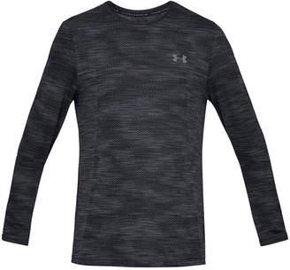 Under Armour Men's Threadborne Seamless Camo Long-Sleeve T-Shirt