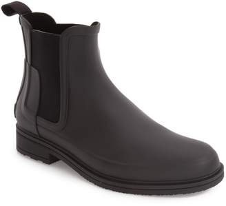 Hunter Refined Waterproof Chelsea Boot