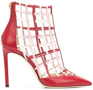 4726f868b7e Jimmy Choo Red Women s Shoes - ShopStyle