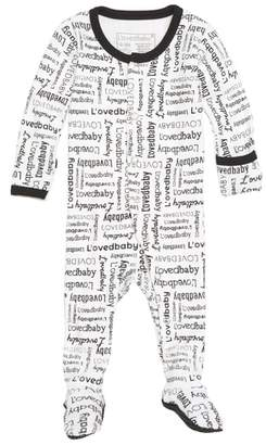 L'ovedbaby Organic Cotton Footie