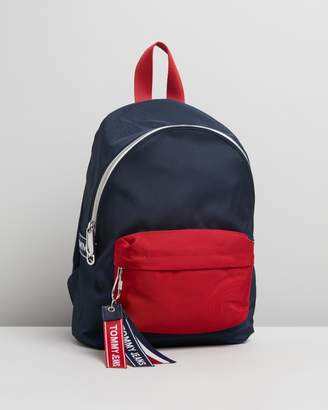 Tommy Jeans TJ Logo Tape Mini Backpack