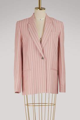 Victoria Beckham Victoria Striped tailored jacket
