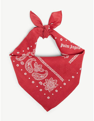 Palm Angels Cotton bandana