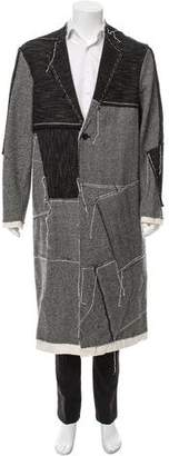 Maison Margiela Deconstructed Wool Jacket