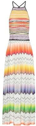 Missoni Mare Striped crochet dress