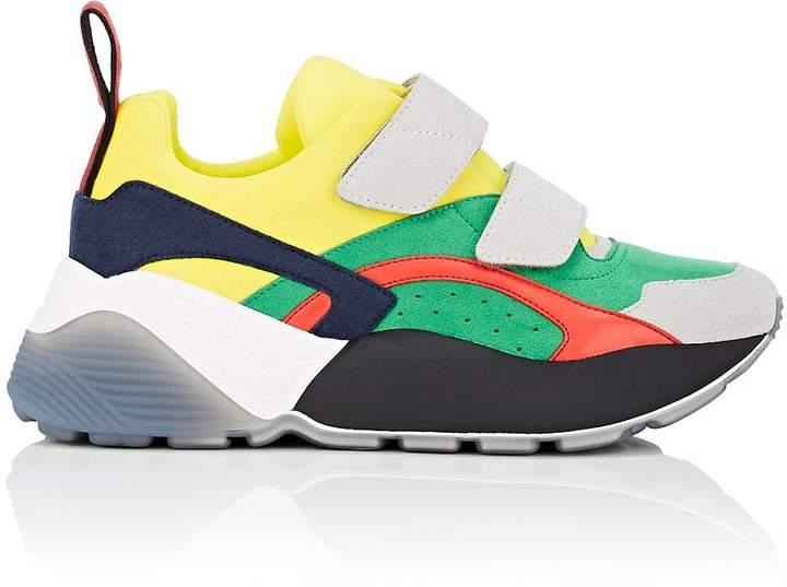 Stella McCartney Women's Eclypse Colorblocked Sneakers