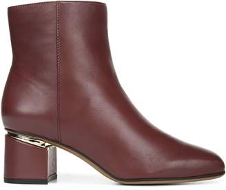 Franco Sarto Marquee Leather Dress Booties