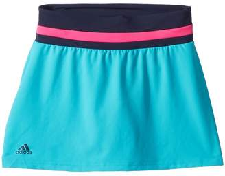 adidas Kids Tennis Club Skirt Girl's Skirt
