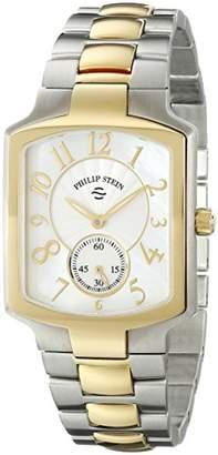 Philip Stein Teslar Women's 21TG-FW-SS3TG Classic Analog Display Japanese Quartz Two Tone Watch