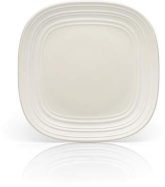 Mikasa Swirl White Square Salad Plate