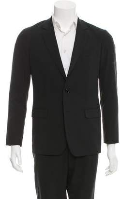 Julien David Two-Button Notch-Lapel Blazer w/ Tags