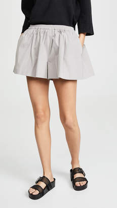RED Valentino Cinched Pull On Shorts