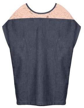 Cavalier Peek Dress- Peach