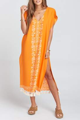 Show Me Your Mumu Shelly Tassel Dress