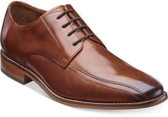Florsheim Castellano Bike Toe Oxfords $130 thestylecure.com