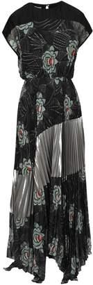 Dries Van Noten Dress Flower